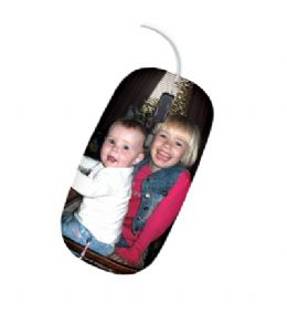 Personalised USB Mouse, Photo Mouse, Personalised Computer Mouse, Optical Mouse With Photo, Gifts